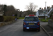 Travel by taxi to Etal, Northumberland